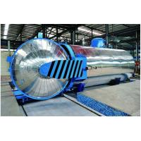 Wholesale Composite Autoclave with automatic PLC controlling system and safety interlock from china suppliers
