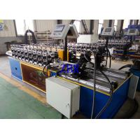 Wholesale Full Automatical Metal Door Frame Roll Forming Machine 8-16 Working Hours Per Day from china suppliers