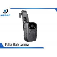 Wholesale 64GB WIFI Portable Body Camera , DVR Infrared Police Body Worn Video Camera from china suppliers
