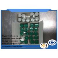 Quality Injectable Peptide Hormone Powder Ipamorelin CAS: 170851-70-4 for Fat Burning for sale