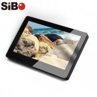 Buy cheap 7 inch Allwinner Android Industrial grade Tablet with RS232 RS485 for Inwall flush mount from wholesalers