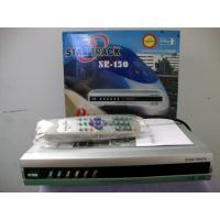 Quality STAR TRACK SR-150 DVB-S FREE TO AIR MPEG2 with BISS RF digital satellite receiver for sale