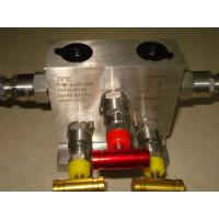 Single Flang Five Manifolds Electric Valve Actuator For Natural Gas Station for sale