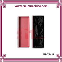 Wholesale luxury red rectangle paper perfume packaging box cosmetic box ME-TB021 from china suppliers