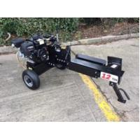 Wholesale Garden Machine Timber Cutting Log Splitter Gasoline 6.5HP 12 Ton Wood Splitter from china suppliers
