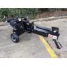 Buy cheap Garden Machine Timber Cutting Log Splitter Gasoline 6.5HP 12 Ton Wood Splitter from wholesalers