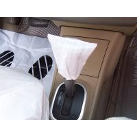 Wholesale handbraker cover, car seat cover, disposable cover, pe car foot mat, gear cover from china suppliers