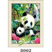 Wholesale High Definition 3D Image 5D Pictures Lenticular Printing Services For Home Decoration from china suppliers