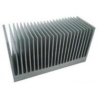 Wholesale Fluorocarbon Powder Spray Coated Aluminum Extrusion Heatsink For Aluminum Radiator from china suppliers