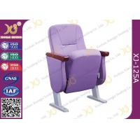 Buy cheap Fully Fabric New Design For Church Hall/ Auditorium Theater Seating With Metal from wholesalers