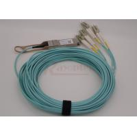 Wholesale Breakout LC Pigtail QSFP+ Optical Transceiver from china suppliers