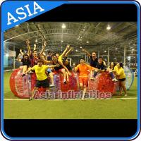 China Hot colour inflatable bubble soccer , Kids inflatable bubble football , Human loopy ball on sale