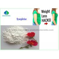 99.5% Weight Loss Steroids Powder Synephrine 94-07-5 White Crystals Powder for sale