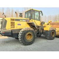 Wholesale Used KOMATSU Wheel Loader WA380-6 from china suppliers