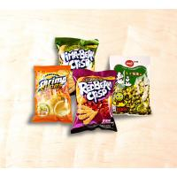 China Laminated Flexible Food Plastic Packaging Bags For Microwaveable Food on sale