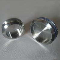 Wholesale stainless steel flush pull for frameless glass sliding doors from china suppliers