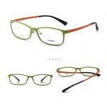 China Optical Lightweight Plastic Glasses Frames / Flex Light Weight Eye Frames for sale