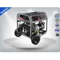 Single Phase Quiet Running Portable Generator Set With OEM / ISO9001 Certification for sale