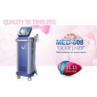 Pain Free 808nm Diode Laser Hair Removal Machine With Germany Laser Bars