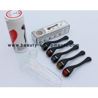 Wholesale Micro Needle Derma Rolling System , Stainless Steel 540 Needles Derma Roller from china suppliers