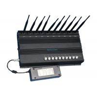 Wholesale 2G 3G 4G GPS Cell Phone Wifi Jammer , Mobile Phone Signal Blocker For Schools from china suppliers