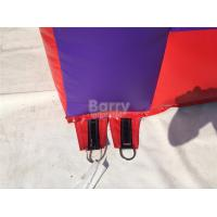 Quality Amusement Park Kids Inflatable Interactive Games Knock Me Off And Out for sale