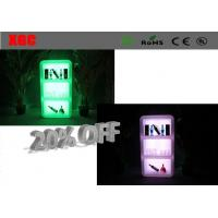 Wholesale Bar Rechargeable Led Wine Display Cabinet With IR Remote Controller Switch Type from china suppliers