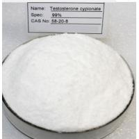 Wholesale Natural Bodybuilding Steroids Testosterone Cypionate For Rebuild Body Tissue 99% Purity CAS 58-20-8 from china suppliers