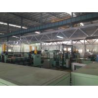 Wholesale Horizontal Metal Cutting Machine Double Uncoiler For Steel Coil Cut from china suppliers