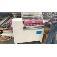 Wholesale YUYU Small Bopp Tape Paper Core Cutting Machine from china suppliers