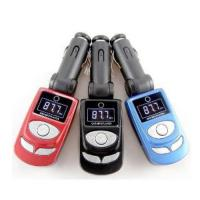 China Automaticlly playing function car mp3 fm modulator sd mmc usb (BT-C244) on sale