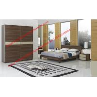Wholesale Fasthotel Furniture bedroom suite by queen size bed and dresser with mirror from china suppliers