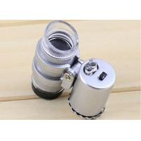 Wholesale Research Optical Medical Equipment / 45X LED Mini Pocket Microscope from china suppliers