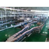 Custom Beverage Production Line Packing / Conveyor Systems For Can / Bottle / Cup
