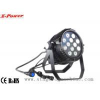 Wholesale 12*10W 5 in 1  Stage Led Par Can Lights with Aluminum Die-casting Shell from china suppliers