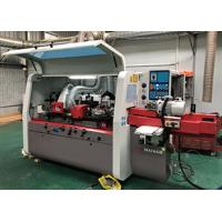 Wholesale High Speed 4 Sided Planer Moulder , 380v / Customize Four Sided Wood Planer from china suppliers