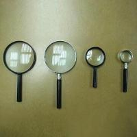 Wholesale Magnifying Glass (Magnifier), Choose Between Plastic or Brass Handle and Frame from china suppliers