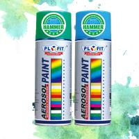 Wholesale All Purpose Acrylic Spray Paint Metallic / High Heat / Fluorescent / Hammer Application from china suppliers