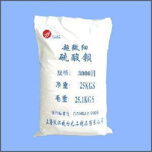 Wholesale Super Fine Barium Sulfate (Barite) (3000 Mesh) from china suppliers