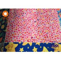Quality Non Woven Printed 100% Pure White Polyester Felt Fabric For Kids Playing for sale