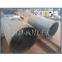 China Horizontal Type Boiler Steam Drum For Water Tube Coal Fuel Steam Boilers for sale