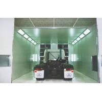 China Vehicle Down Draft Industrial Spray Booth , 220V Electric Spray Paint Booth on sale