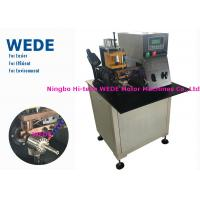 Wholesale Water Cooling Armature Welding Machine , Economical Model Automatic Welding Machine from china suppliers