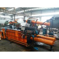 Wholesale Turn - Out Type Color Customized Hydraulic Scrap Baler Machine Y81F - 250 from china suppliers
