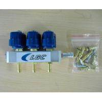 Wholesale LPG/CNG 3cyl Rail Injector for sequential injection system from china suppliers