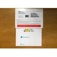 Wholesale 100% Genuine OEM Download Windows 10 Pro Key Code DVD Activation Full Version from china suppliers