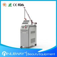 Wholesale 1064/532nm Q-Switched ND: YAG Laser Tattoo Removal Machine Black Doll Skin Rejuvenation from china suppliers