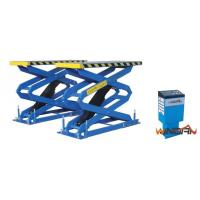 Wholesale Hydraulic Car Lift , Small Scissor Lift With Long Lifespan WD300B from china suppliers