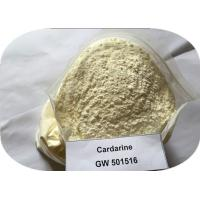 Wholesale 99% Purity Sarms Powder Gw-501516 CAS 317318-70-0 for Bodybuilding from china suppliers