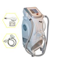 Wholesale Pain Free Shr + Ipl + Rf Semiconductor Laser Hair Removing Machine White Color from china suppliers